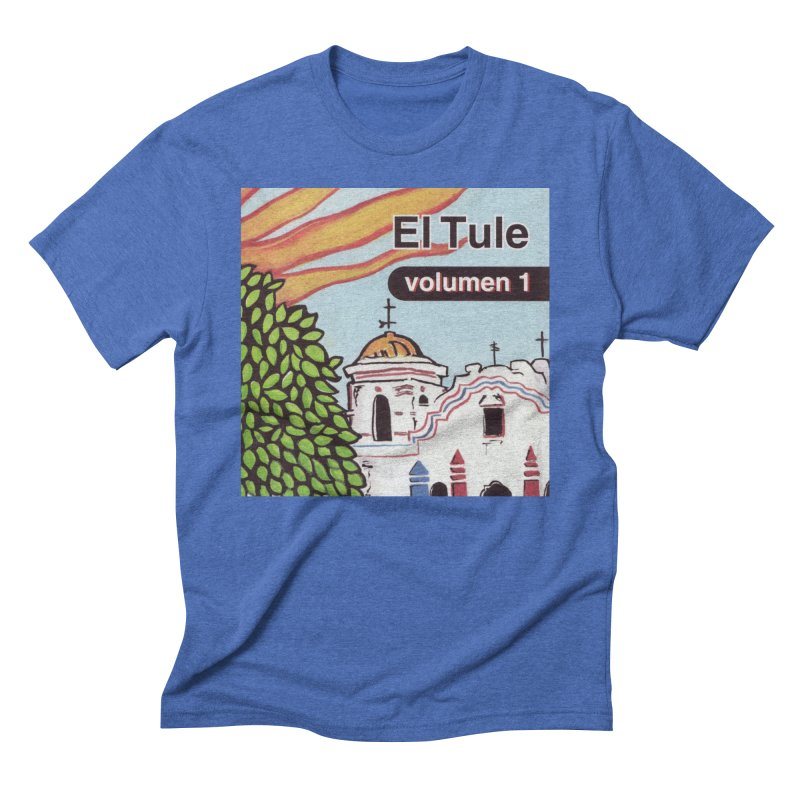 "El Tule ""Volumen I"" Album Cover Men's Triblend T-Shirt by El Tule Store"