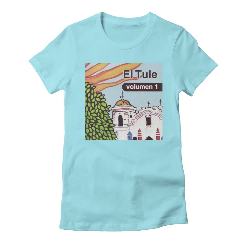 "El Tule ""Volumen I"" Album Cover Women's T-Shirt by El Tule Store"