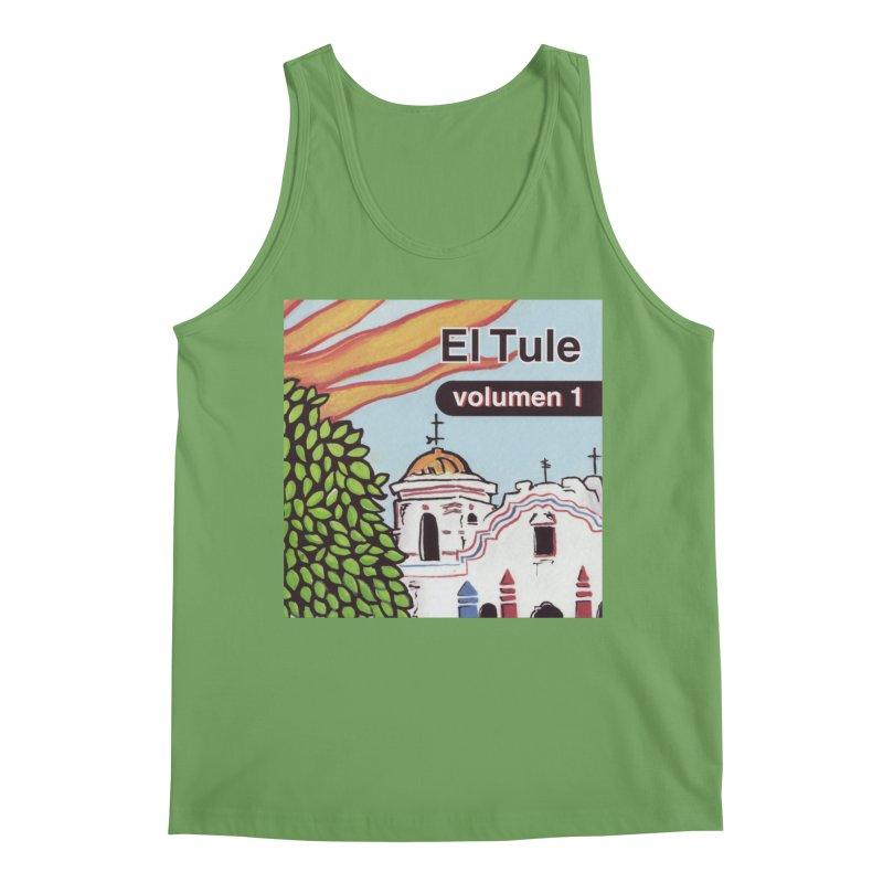 """El Tule """"Volumen I"""" Album Cover Men's Tank by El Tule Store"""