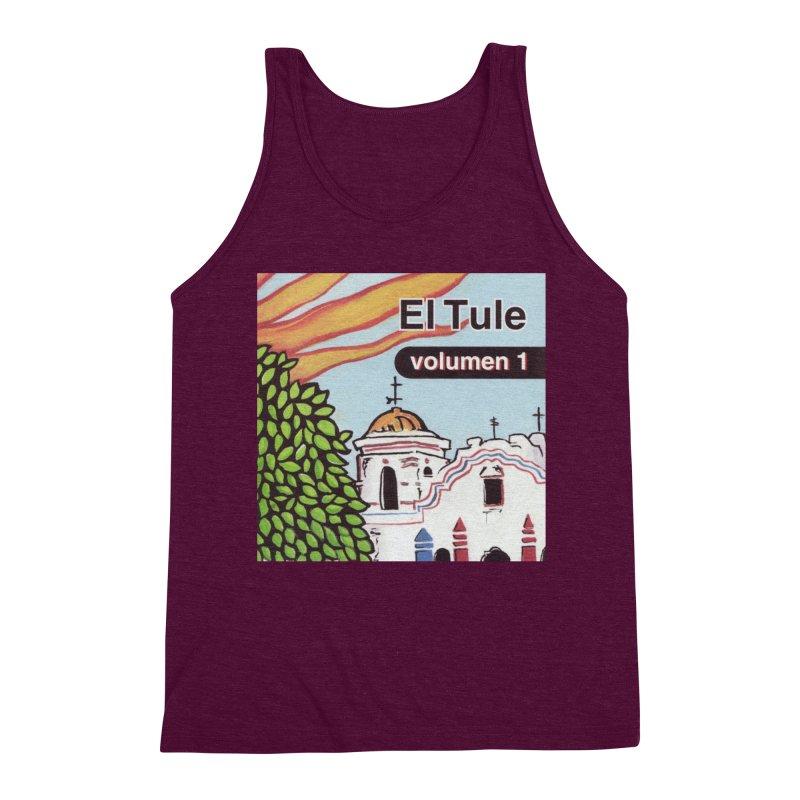 "El Tule ""Volumen I"" Album Cover Men's Triblend Tank by El Tule Store"