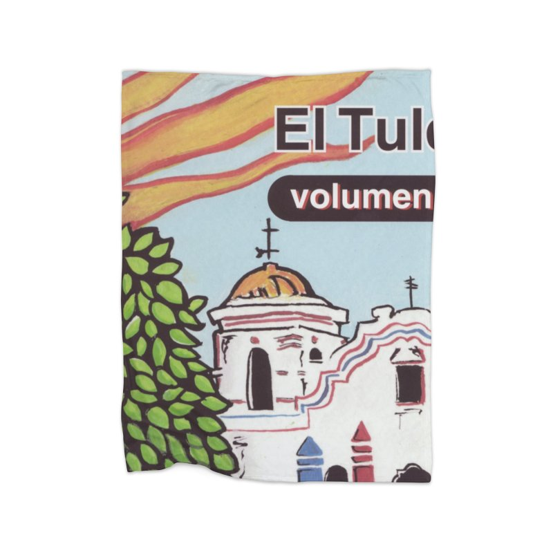 "El Tule ""Volumen I"" Album Cover Home Blanket by El Tule Store"