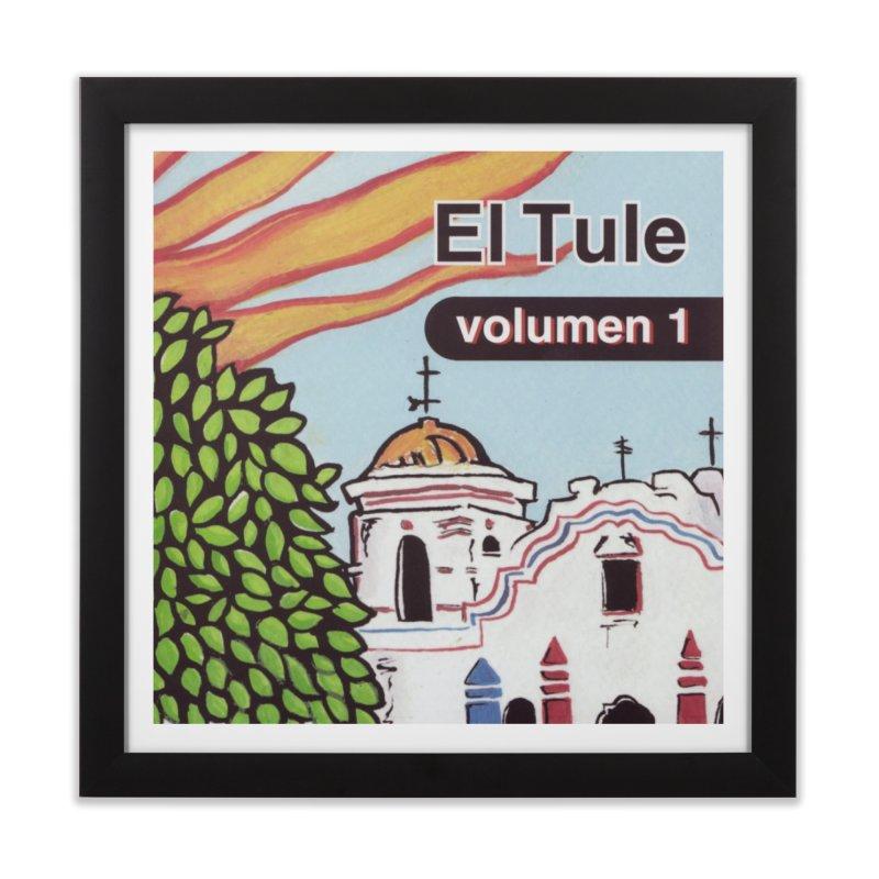 "El Tule ""Volumen I"" Album Cover Home Framed Fine Art Print by El Tule Store"