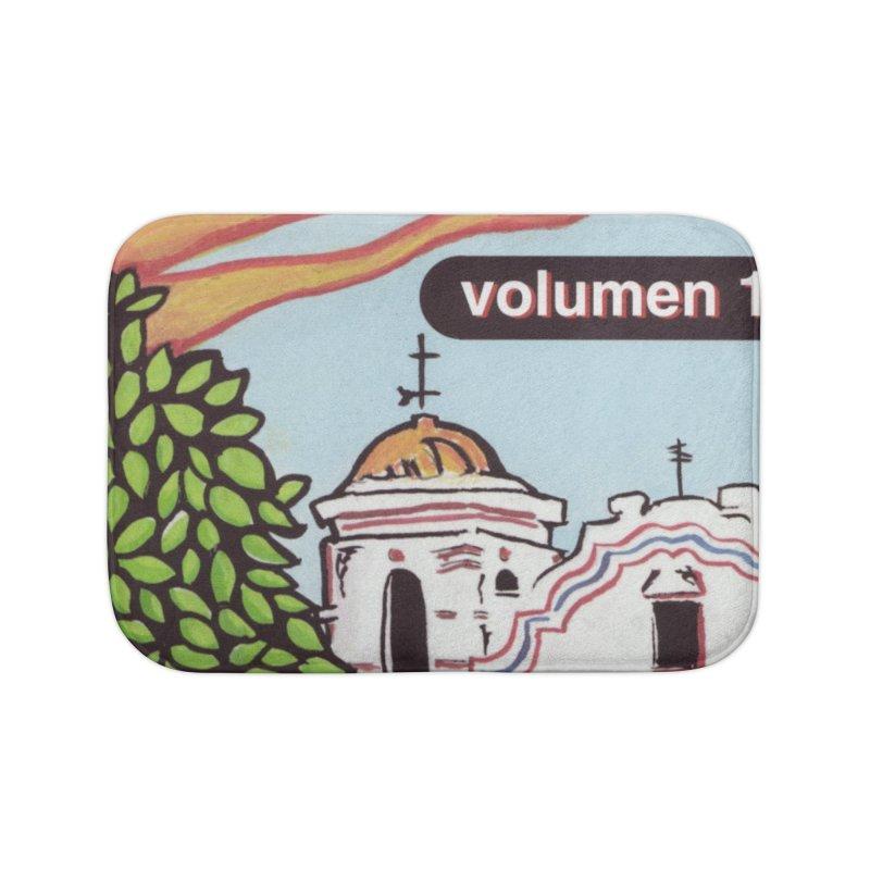 """El Tule """"Volumen I"""" Album Cover Home Bath Mat by El Tule Store"""