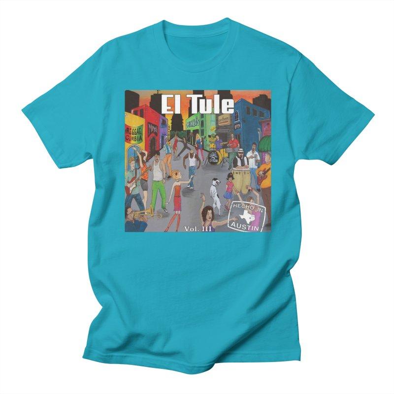 "El Tule ""Hecho In Austin Vol III"" Album Cover Women's Regular Unisex T-Shirt by El Tule Store"