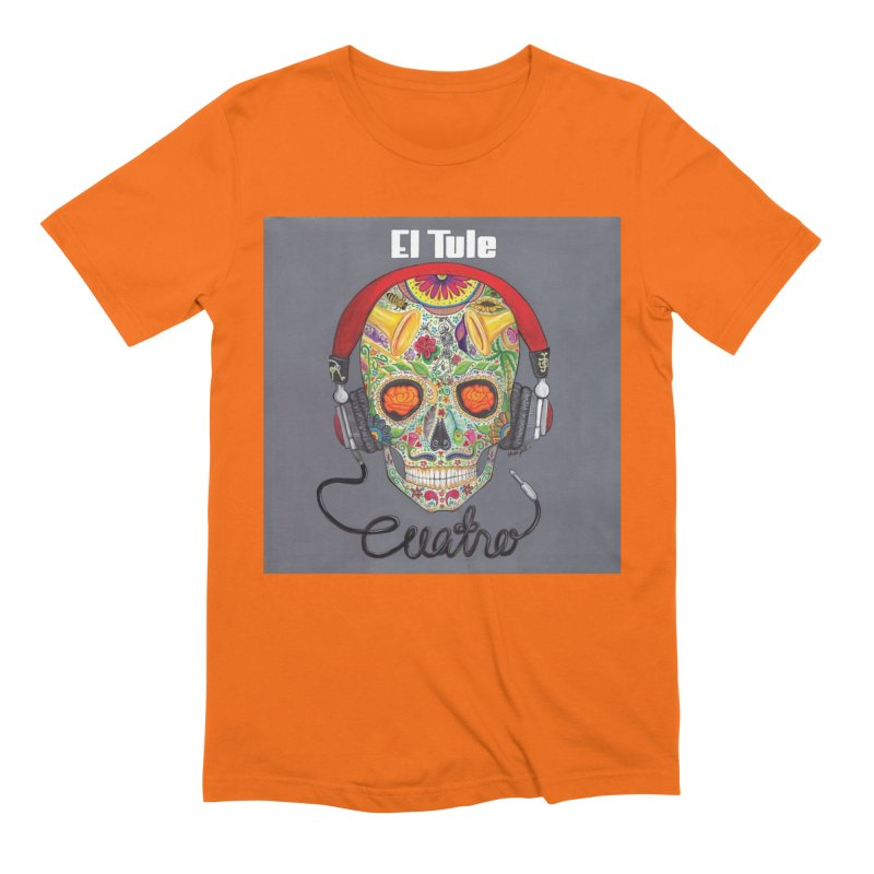 """El Tule """"Cuatro"""" Album Cover Men's Extra Soft T-Shirt by El Tule Store"""