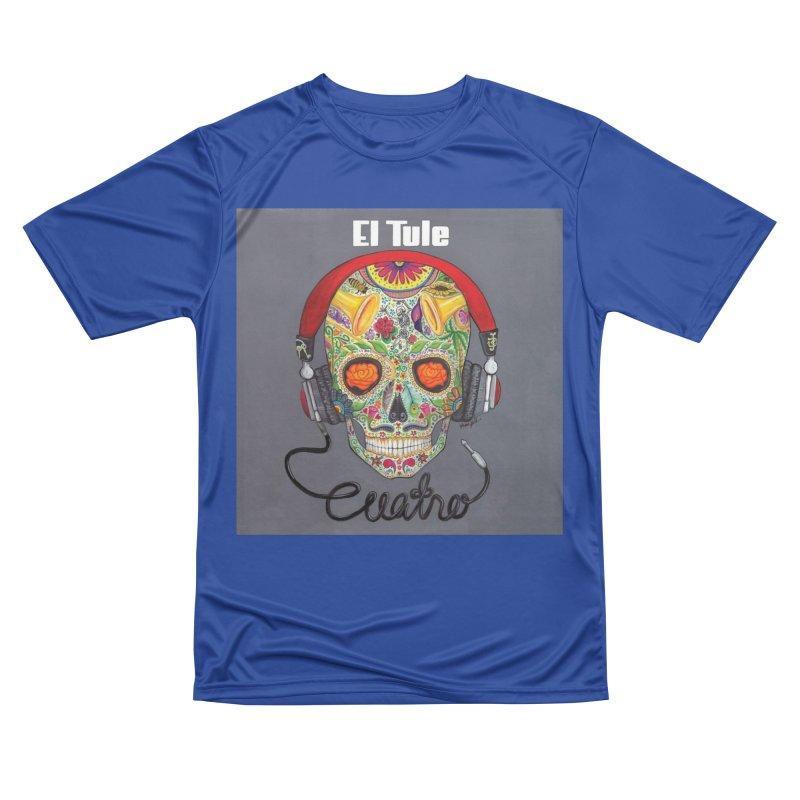 """El Tule """"Cuatro"""" Album Cover Men's Performance T-Shirt by El Tule Store"""