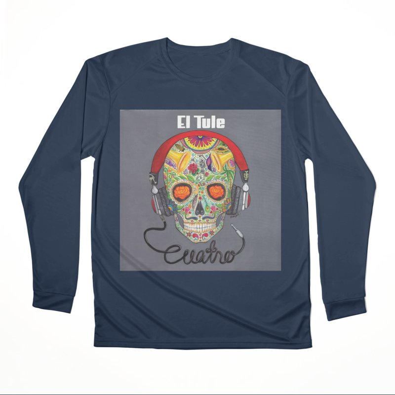 "El Tule ""Cuatro"" Album Cover Men's Performance Longsleeve T-Shirt by El Tule Store"