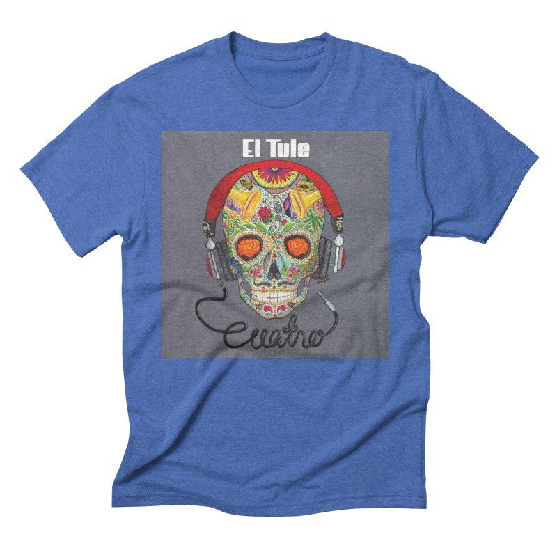 """El Tule """"Cuatro"""" Album Cover Men's T-Shirt by El Tule Store"""