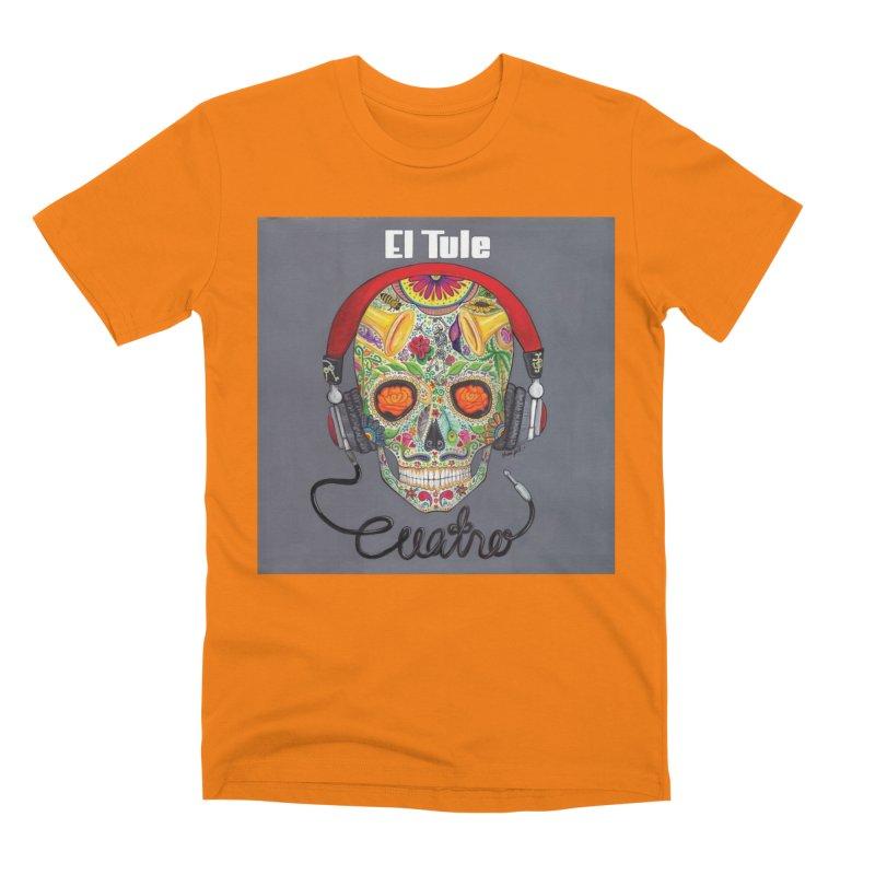 "El Tule ""Cuatro"" Album Cover Men's Premium T-Shirt by El Tule Store"