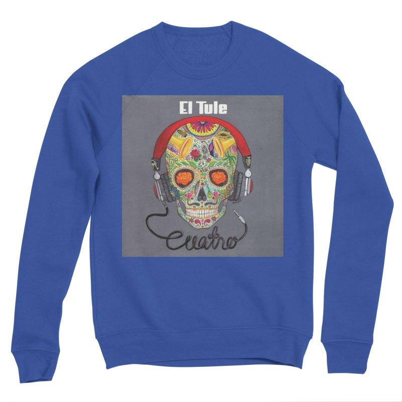 """El Tule """"Cuatro"""" Album Cover Men's Sponge Fleece Sweatshirt by El Tule Store"""