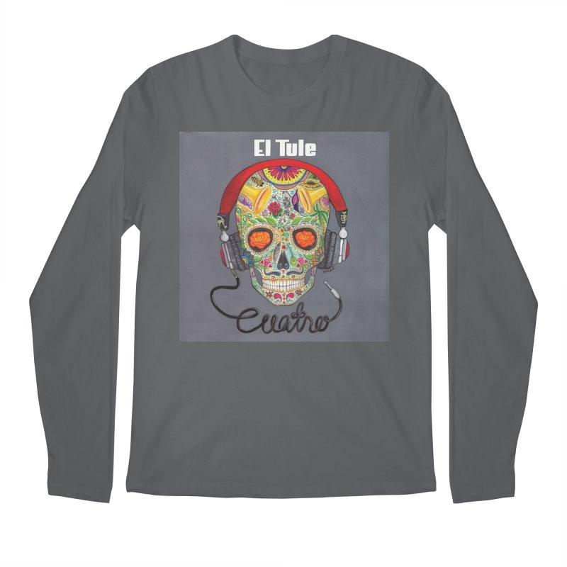"El Tule ""Cuatro"" Album Cover Men's Longsleeve T-Shirt by El Tule Store"