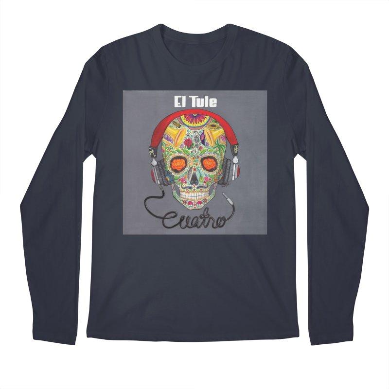 "El Tule ""Cuatro"" Album Cover Men's Regular Longsleeve T-Shirt by El Tule Store"