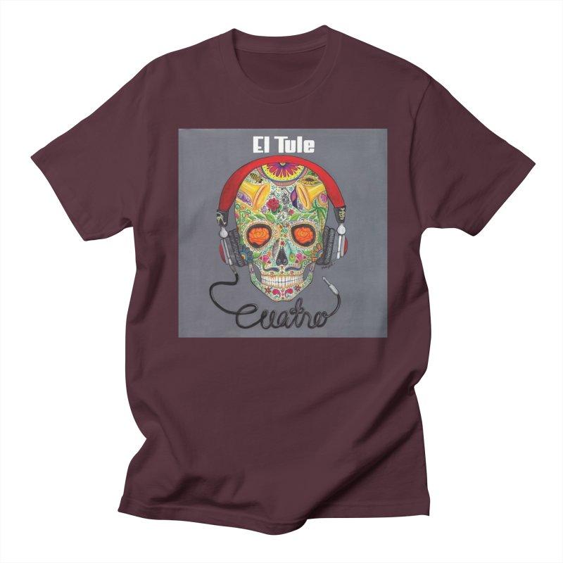 """El Tule """"Cuatro"""" Album Cover Men's Regular T-Shirt by El Tule Store"""