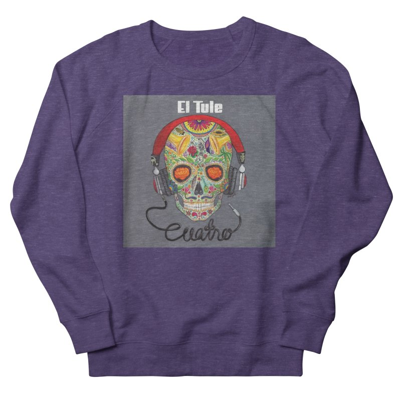 "El Tule ""Cuatro"" Album Cover Men's French Terry Sweatshirt by El Tule Store"
