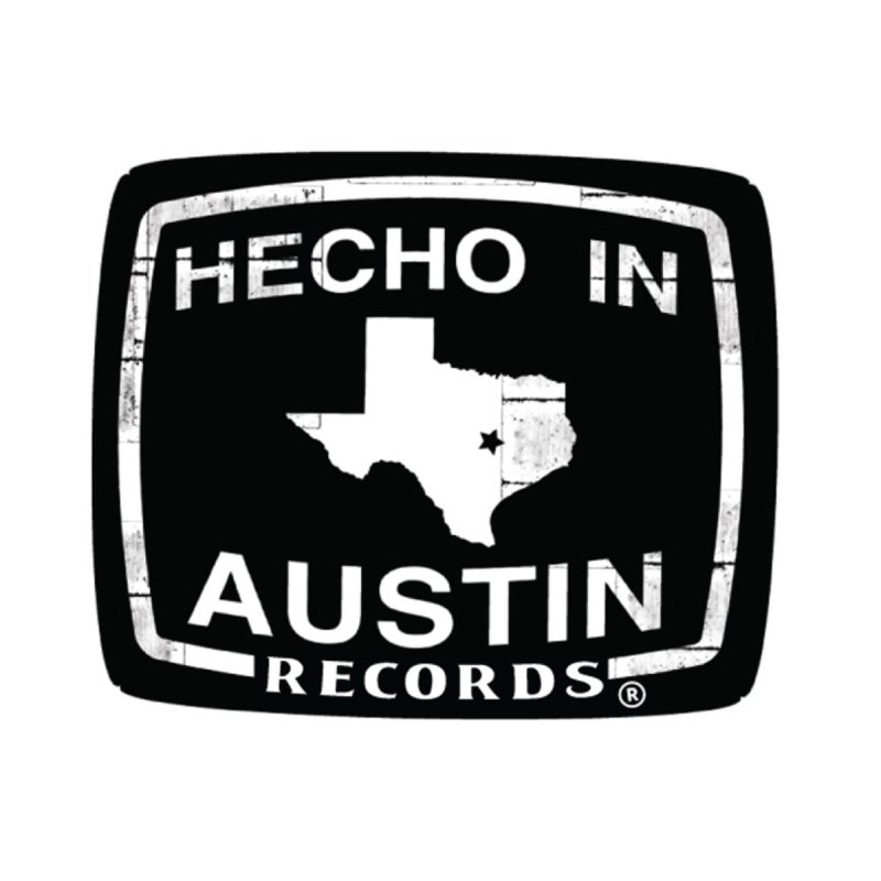 Hecho In Austin Home Throw Pillow by El Tule Store