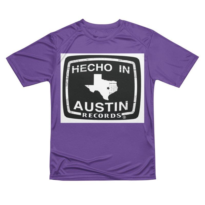Hecho In Austin Women's Performance Unisex T-Shirt by El Tule Store
