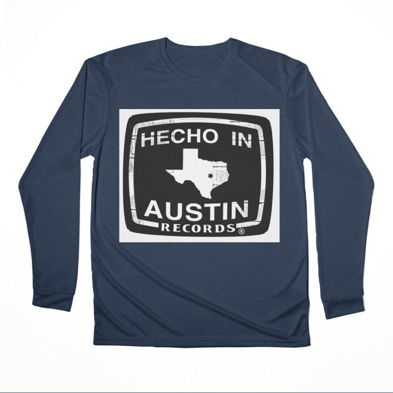 Hecho In Austin Women's Performance Unisex Longsleeve T-Shirt by El Tule Store