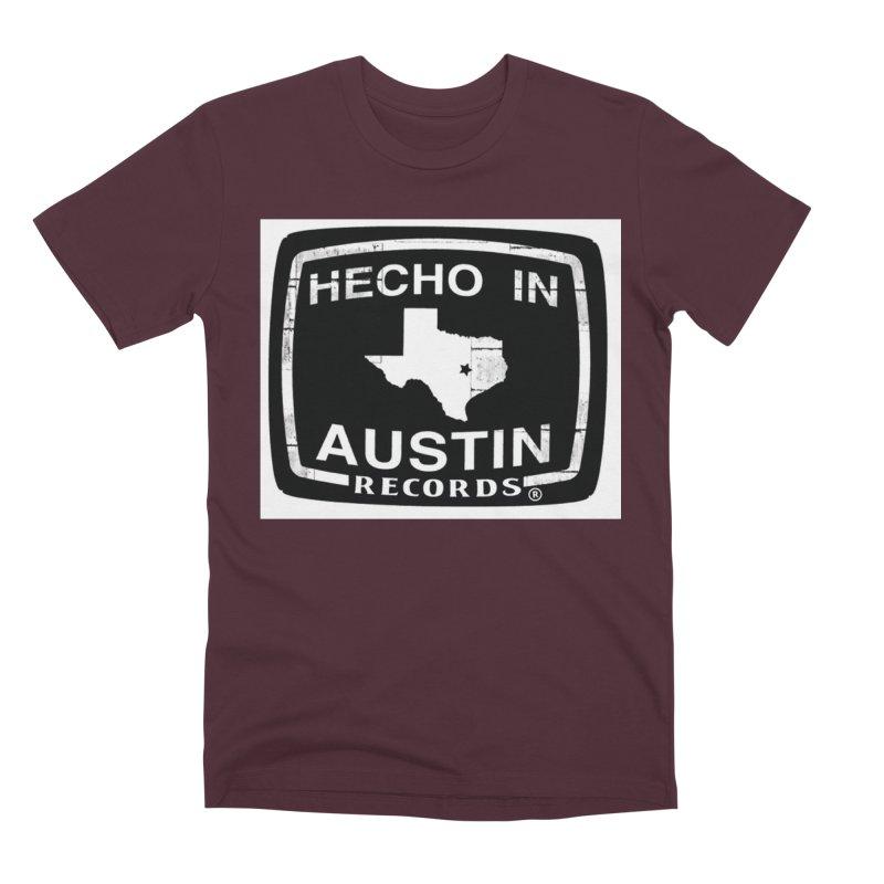Hecho In Austin Men's Premium T-Shirt by El Tule Store