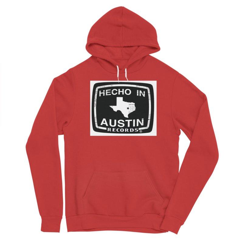 Hecho In Austin Men's Pullover Hoody by El Tule Store