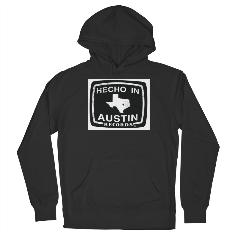 Hecho In Austin Women's French Terry Pullover Hoody by El Tule Store
