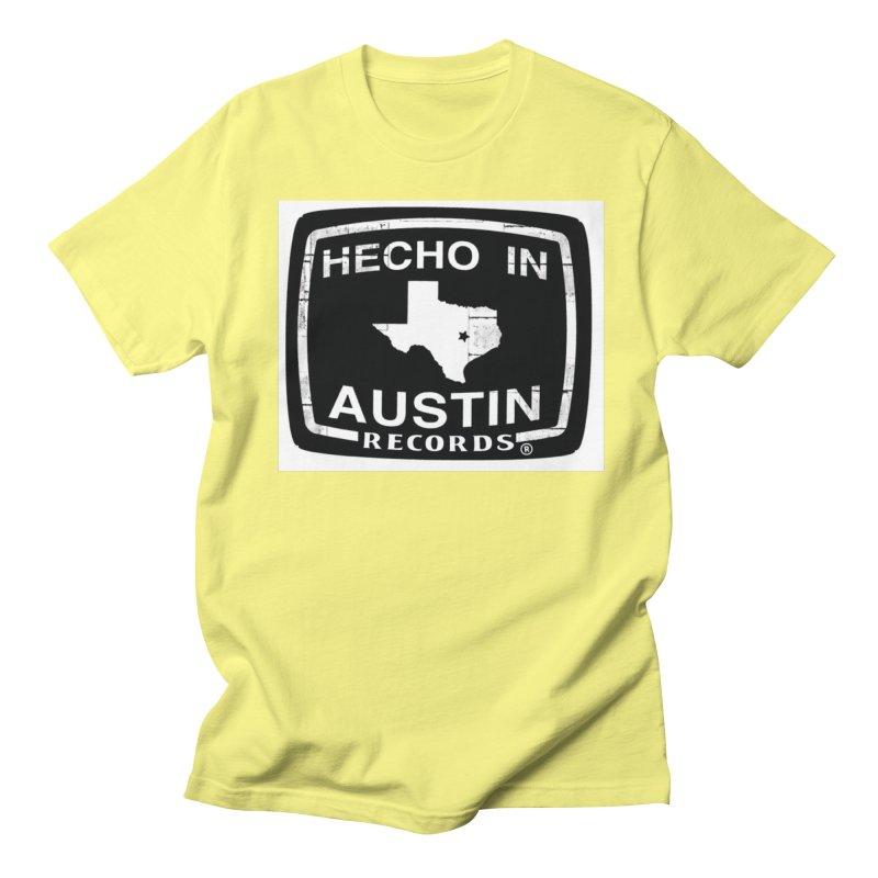 Hecho In Austin Women's Regular Unisex T-Shirt by El Tule Store