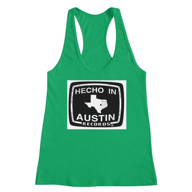 Hecho In Austin Women's Tank by El Tule Store