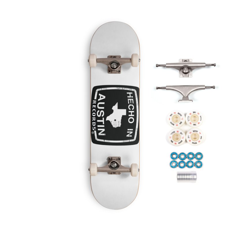 Hecho In Austin Accessories Complete - Premium Skateboard by El Tule Store