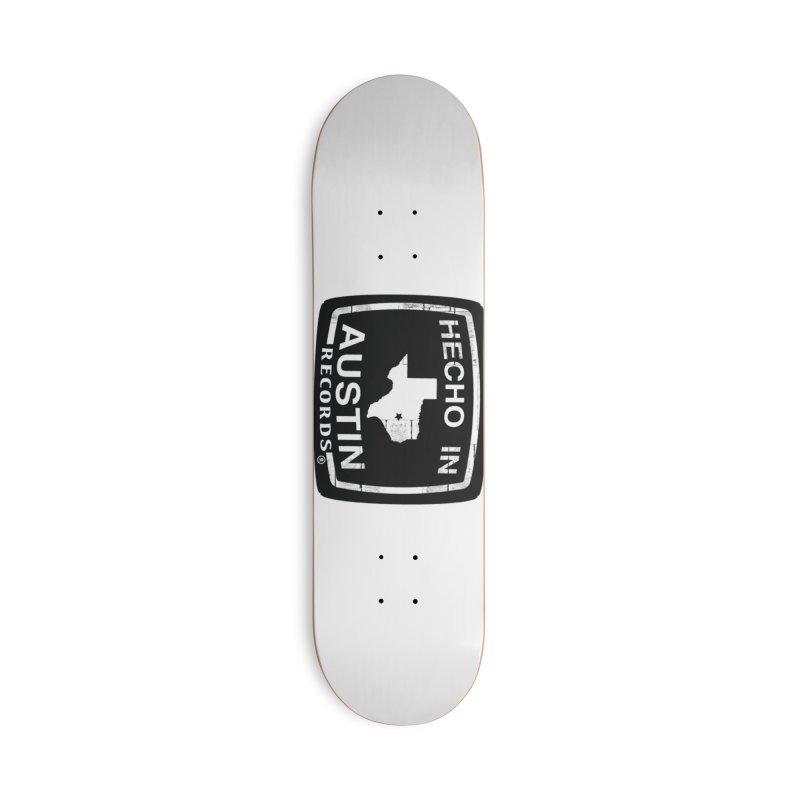 Hecho In Austin Accessories Skateboard by El Tule Store