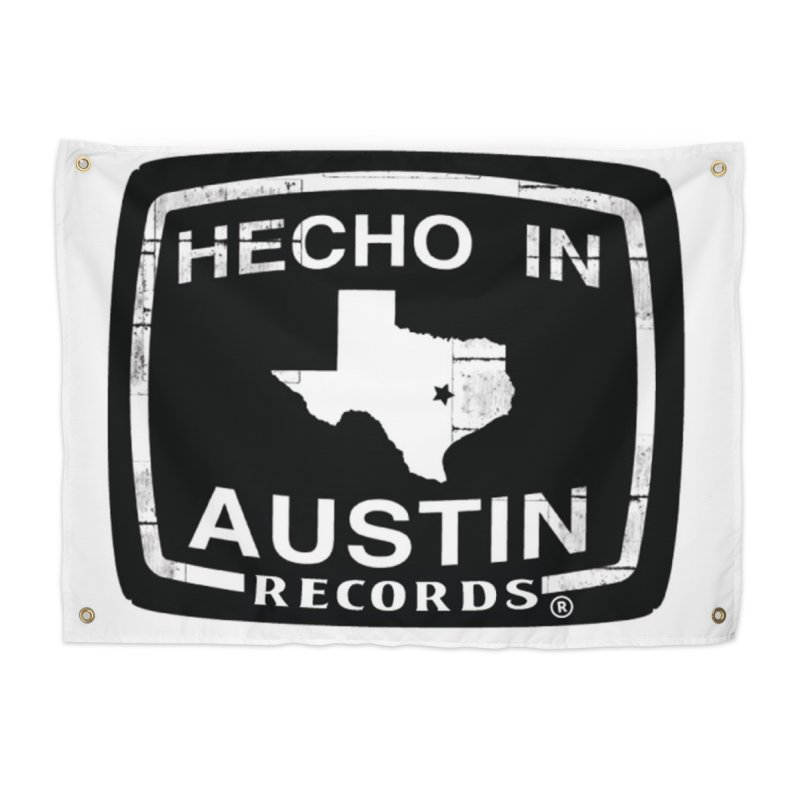 Hecho In Austin Home Tapestry by El Tule Store