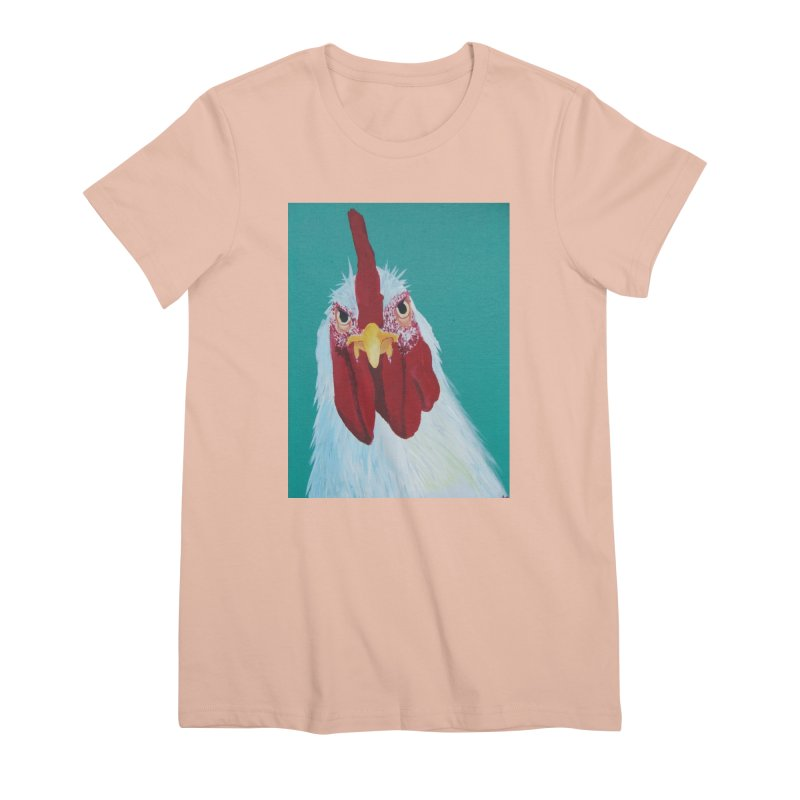 El Tule Gallo Women's Premium T-Shirt by El Tule Store