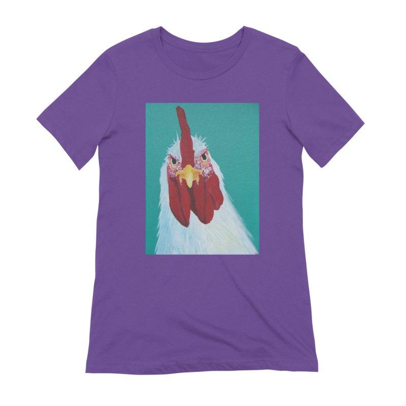 El Tule Gallo Women's Extra Soft T-Shirt by El Tule Store