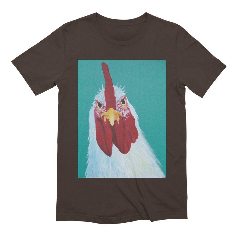 El Tule Gallo Men's Extra Soft T-Shirt by El Tule Store