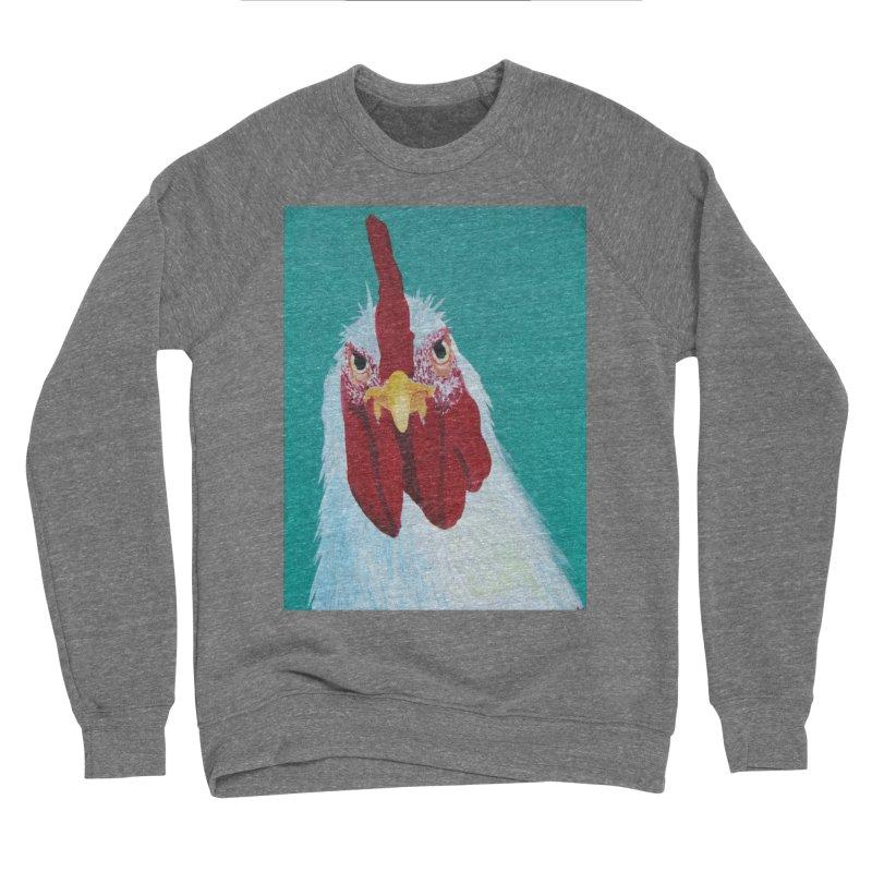 El Tule Gallo Men's Sponge Fleece Sweatshirt by El Tule Store
