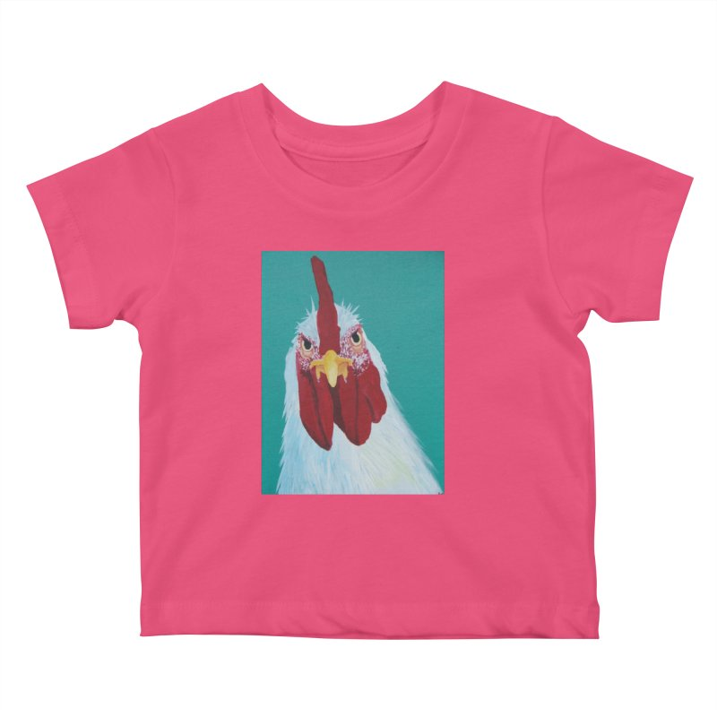 El Tule Gallo Kids Baby T-Shirt by El Tule Store