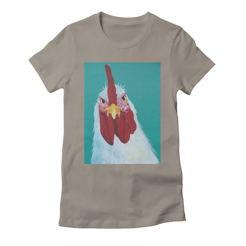 El Tule Gallo Women's Fitted T-Shirt by El Tule Store