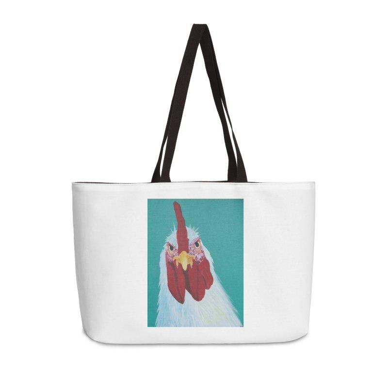 El Tule Gallo Accessories Weekender Bag Bag by El Tule Store