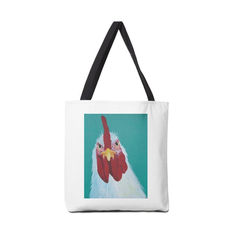 El Tule Gallo Accessories Tote Bag Bag by El Tule Store