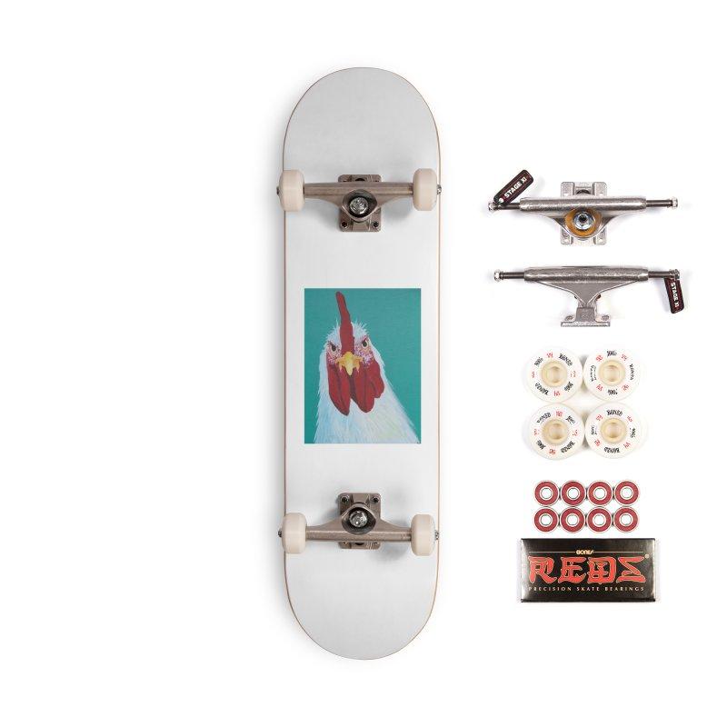 El Tule Gallo Accessories Complete - Pro Skateboard by El Tule Store