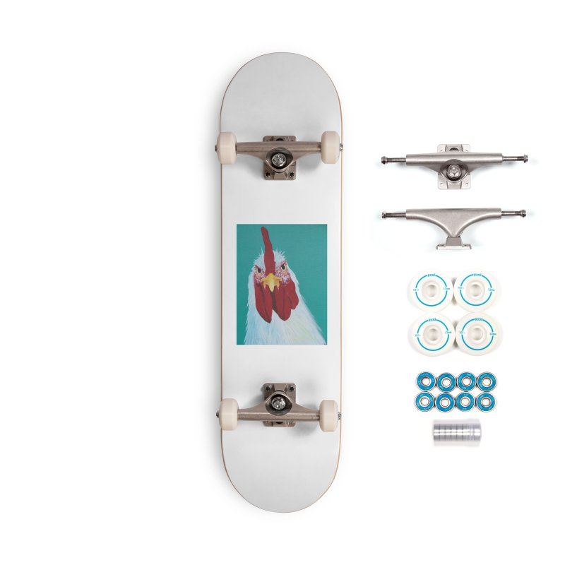 El Tule Gallo Accessories Complete - Basic Skateboard by El Tule Store