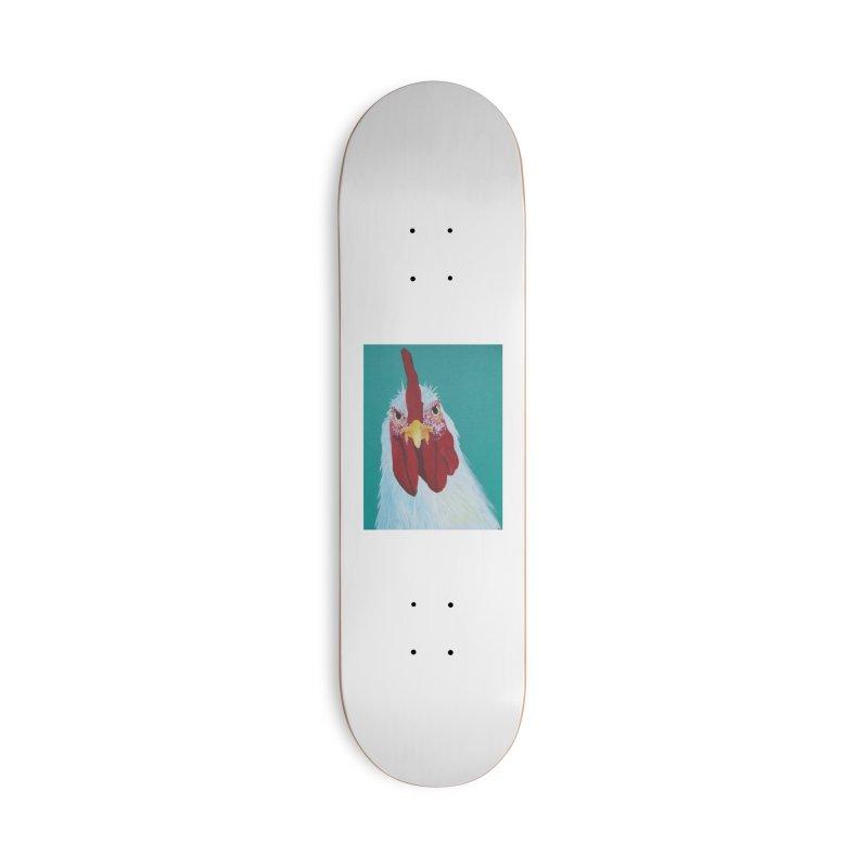 El Tule Gallo Accessories Skateboard by El Tule Store