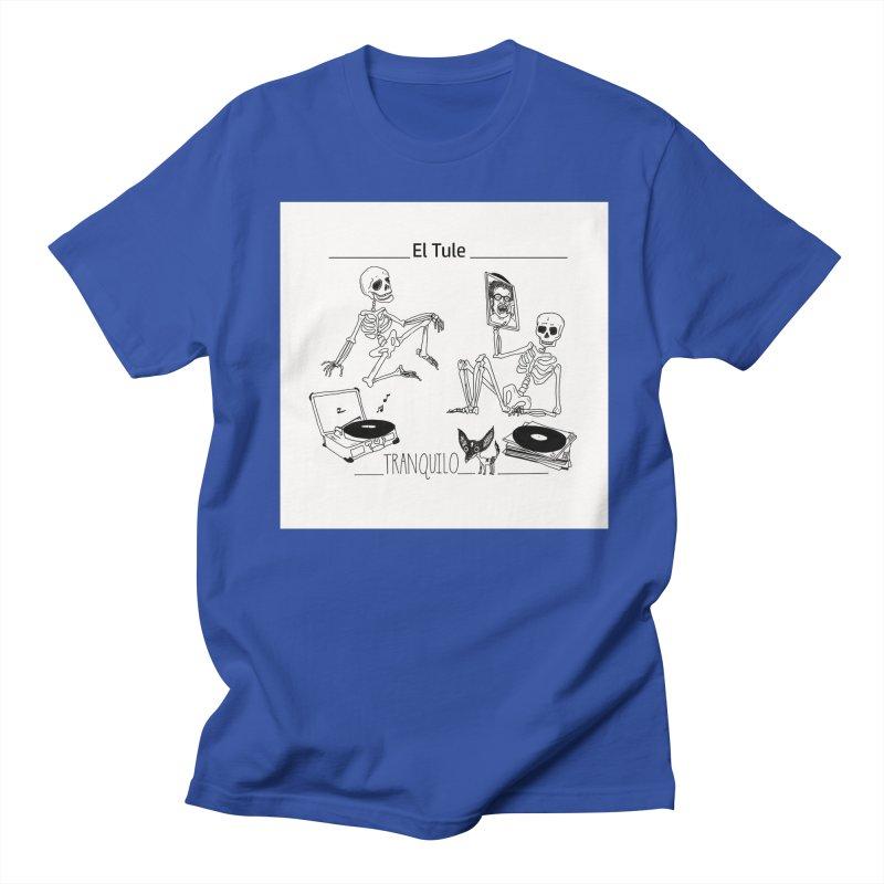 """""""Tranquilo"""" 7"""" Vinyl cover Men's T-Shirt by El Tule Store"""
