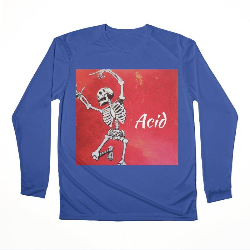 7 inch Vinyl B-side Men's Performance Longsleeve T-Shirt by El Tule Store