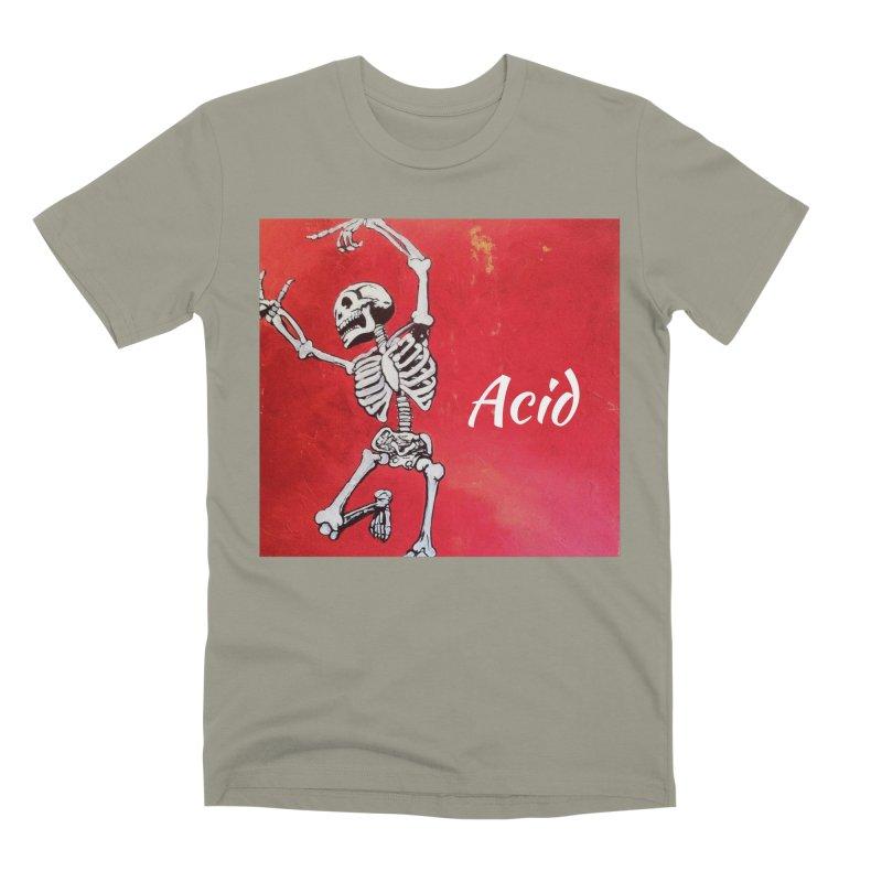 7 inch Vinyl B-side Men's Premium T-Shirt by El Tule Store