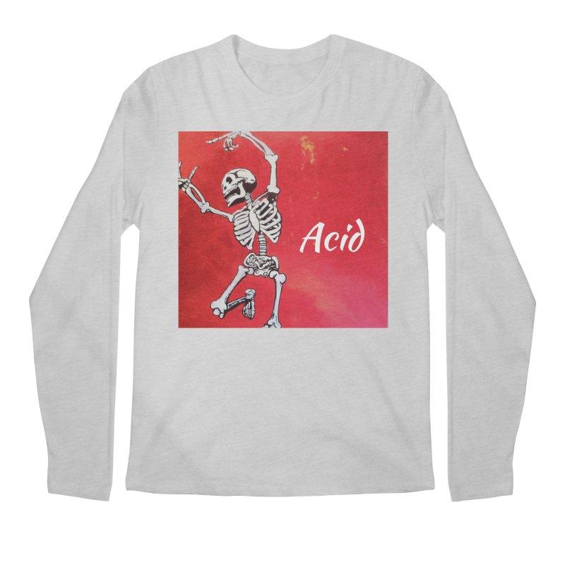 7 inch Vinyl B-side Men's Regular Longsleeve T-Shirt by El Tule Store