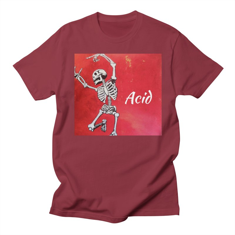 7 inch Vinyl B-side Men's T-Shirt by El Tule Store