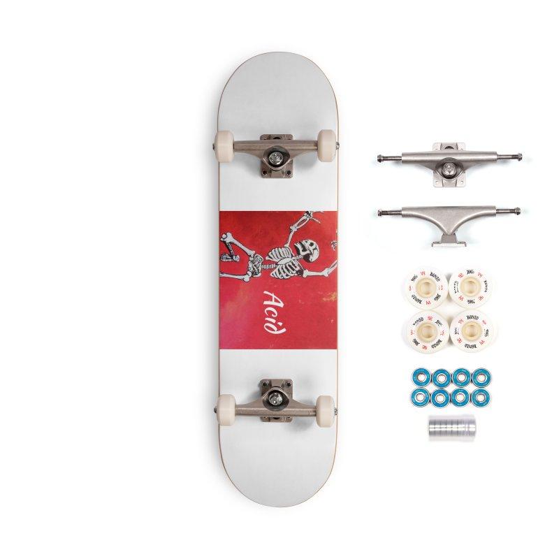 7 inch Vinyl B-side Accessories Complete - Premium Skateboard by El Tule Store