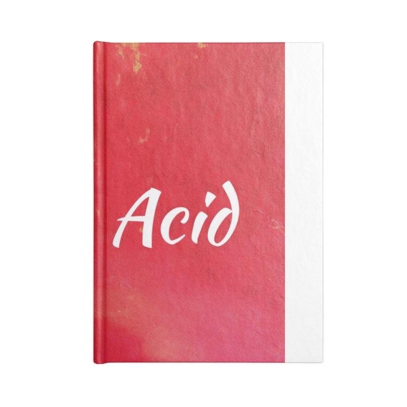 7 inch Vinyl B-side Accessories Blank Journal Notebook by El Tule Store