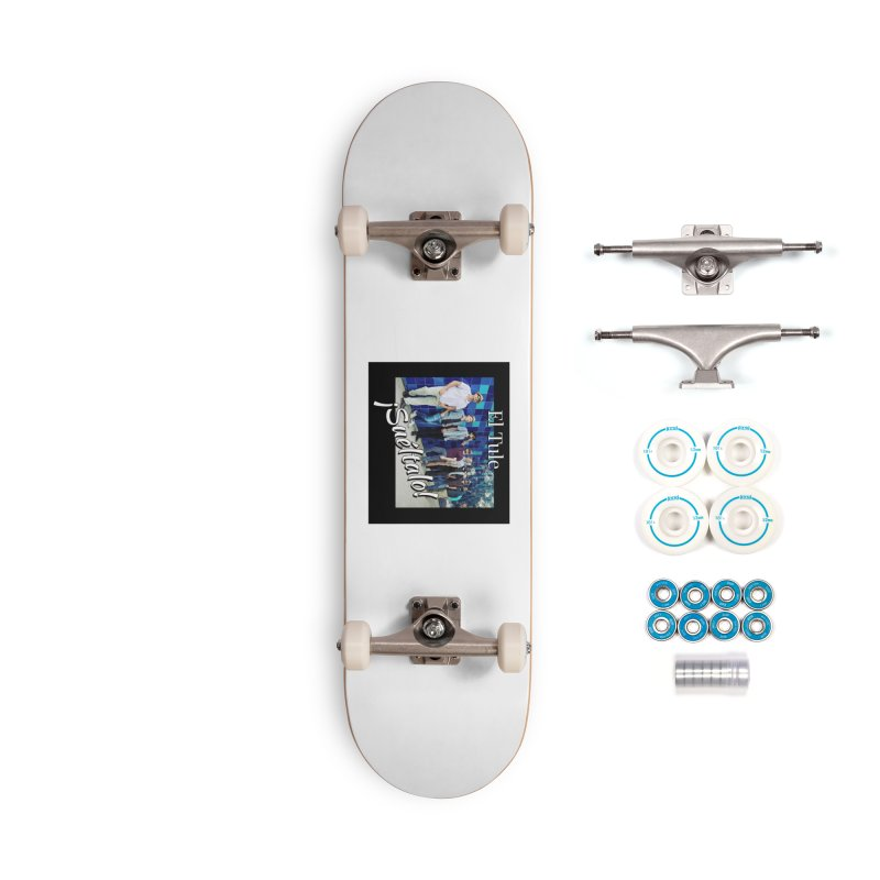 ¡Suéltalo! Accessories Complete - Basic Skateboard by El Tule Store