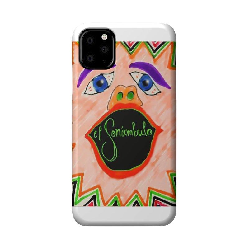 El Sonámbulo Accessories Phone Case by El Tule Store