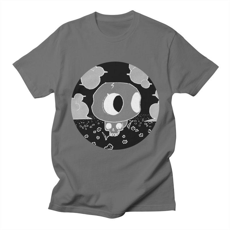 Toad Skull Men's T-Shirt by Elan McCausland's Artist Shop